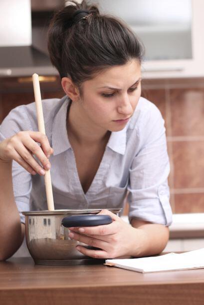 Ollas con 'Wi-Fi'. Olvídate de la comida quemada o cruda, y consigue cac...