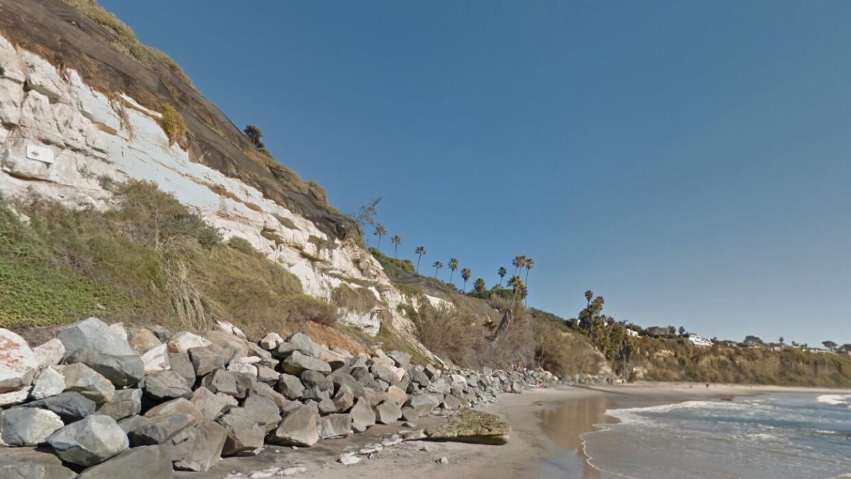 Playa de Encinitas, en San Diego