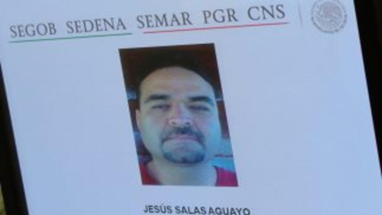 Jesús Salas Aguayo, líder del Cártel de Juárez.