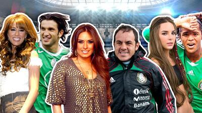 Actrices que han tenido romances con futbolistas