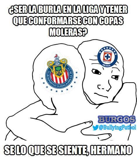 Memes Chivas Copa MX