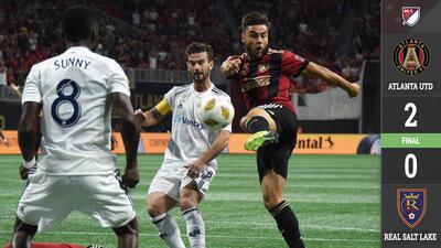 'Tito' Villalba vuelve anotar y Atlanta United mantiene su ventaja en la punta