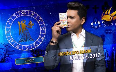 Niño Prodigio - Virgo 22 de junio 2017
