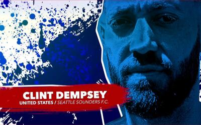 Héroes de la Copa: Clint Dempsey, el ícono de EEUU que dejó Europa para...