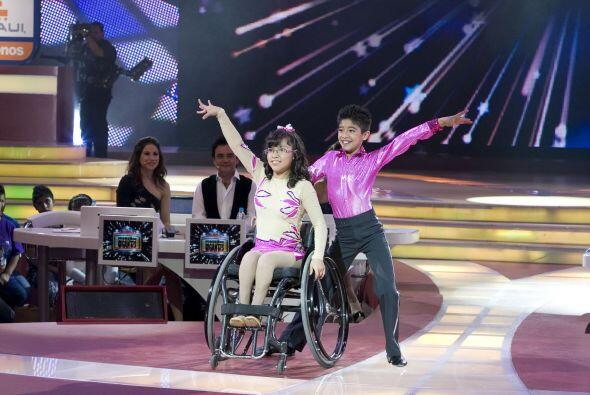 Gerardo y Juanita fueron las estrellas de la quinta noche de 'Pequeños G...