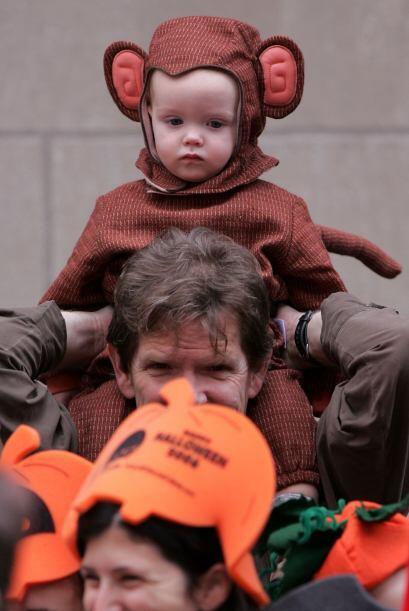 Lo mejor de disfrazar a tus hijos del animal que más les gusta es lo ado...