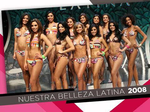 Estas fueron las 12 chicas que compitieron por la corona en la segunda t...