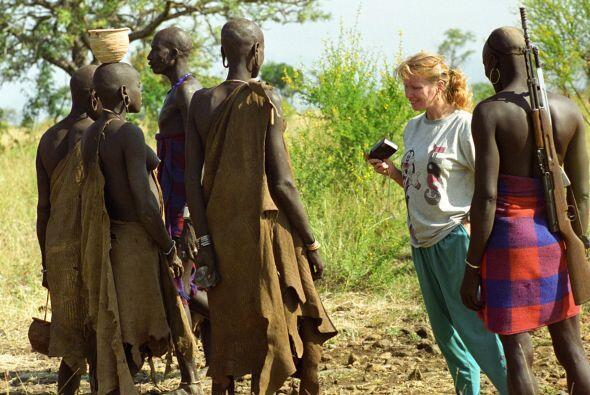 Un viaje planeado para 18 meses en un tour de África, se convirtió en un...