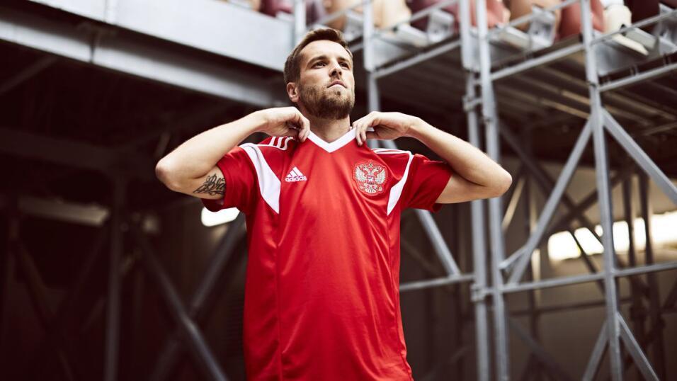 Dinamarca sella su pase al Mundial con goleada sobre Irlanda camiseta-ad...