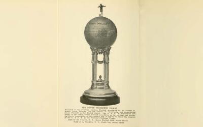 Primer trofeo de la U.S. Open Cup, Dewar