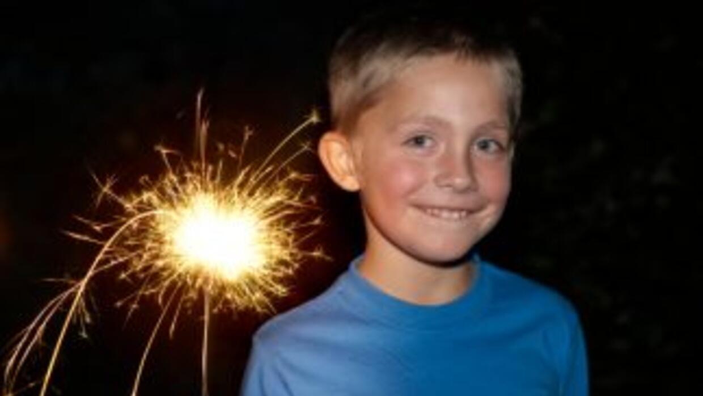 Disfruta de los fuegos artificiales sin correr peligro