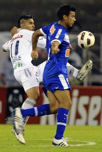 Ambos equipos volverán a chocar el 5 de mayo en el estadio Arena Jacaré...