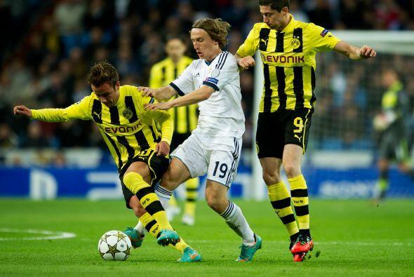 Arrancó la jornada 4 de la fase de grupos en la Champions League,...