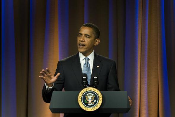 Obama ostenta un balance respetable, en el que se halla la reforma del s...