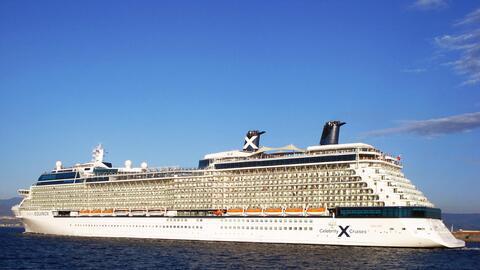 El navío atracará en el Puerto de Ponce, Puerto Rico a fin...