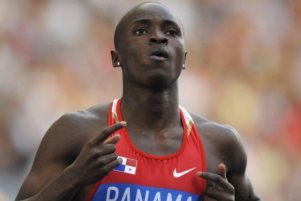 El panameño nunca ha ganado en Juegos Panamericanos;  no obstante su bue...