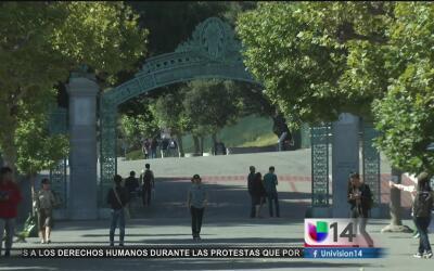 Las universidades de California implementarán nuevos procedimientos para...