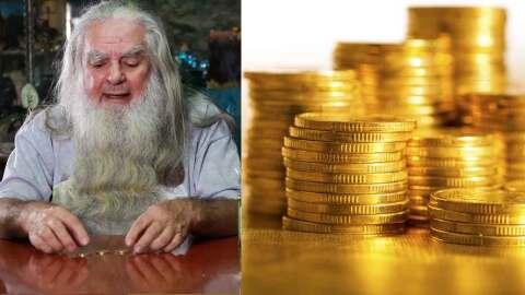Con este ritual, el Brujo Mayor te dice cómo llevar prosperidad a tu casa