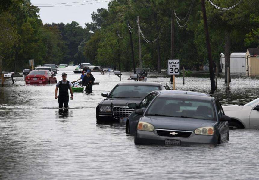 huracán Harvey