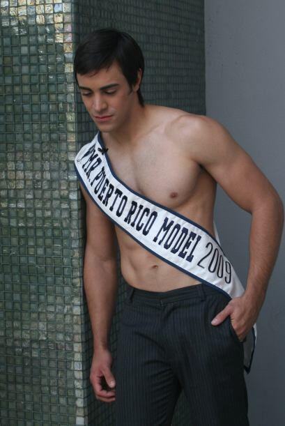 Ell modelaje lejos de inclinar a alguien a la  homosexualidad le sirve...
