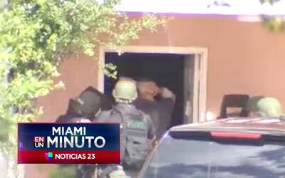 'Miami en un Minuto': se presenta en corte una pareja acusada de cultiva...