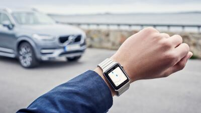 Volvo On Call es la app e la automotriz de Suecia que también cuenta co...