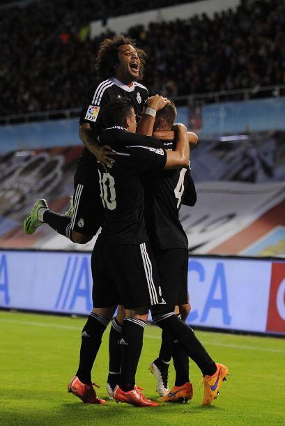 Real Madrid superó 4-2 al Celta de Vigo en Balaídos. En un partido llenó...