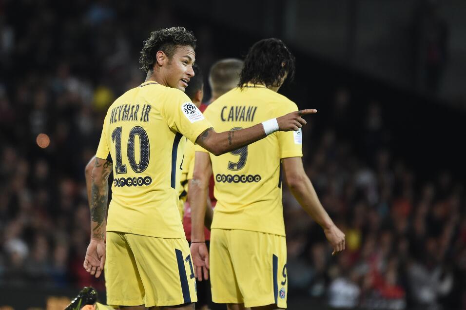 Neymar tuvo debut de ensueño en triunfo del PSG GettyImages-831111960.jpg