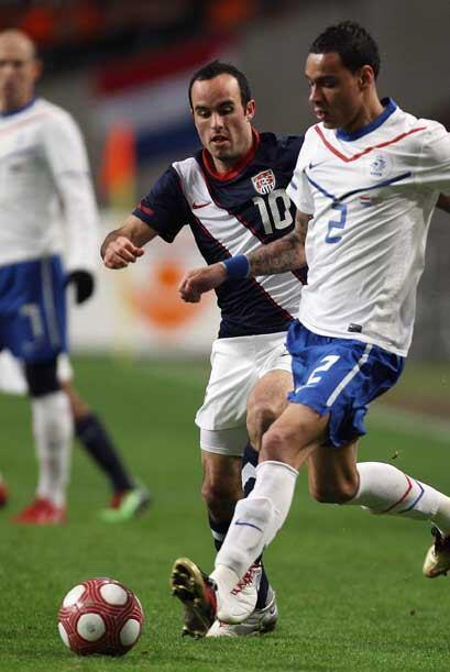 Holanda demostró que es un equipo candidato a hacer algo importante en S...