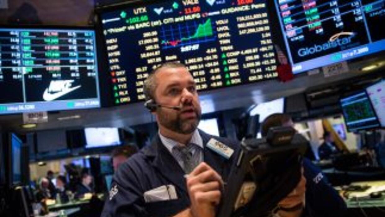 El mercado bursátil neoyorquino registró el miércoles su mayor ganancia...