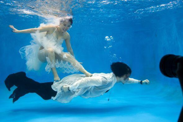 Su boda formal la realizarán en el 2015, pero mientras decidieron...