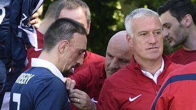 El presidente de la Federación Francesa de Fútbol, Noel Le Graet, señaló...