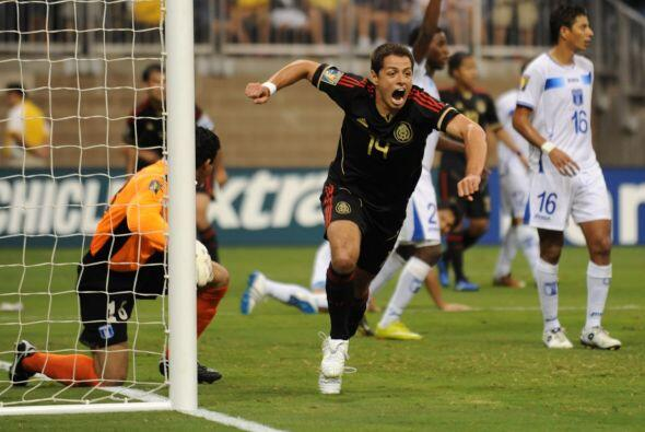 La semifinal puso a México frente a Honduras. Mucho se habló en la previ...