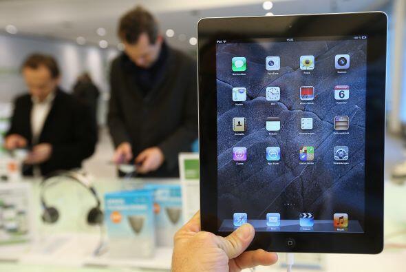 Apple confirma rumor de que venderá iPad con 128GB, ésta s...