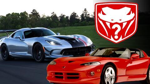 ¿Regresará realmente el Dodge Viper?