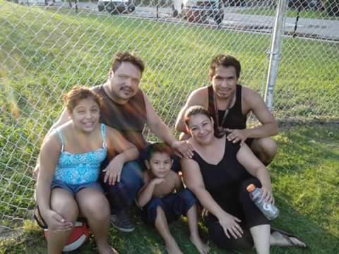 Recordando a la familia en estas fiestas