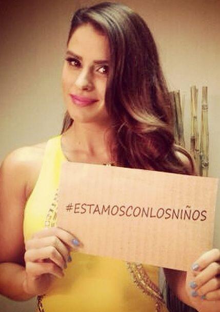 """""""Únete a los #NinosDeLaFrontera compartiendo tu foto con la etiqueta #Es..."""