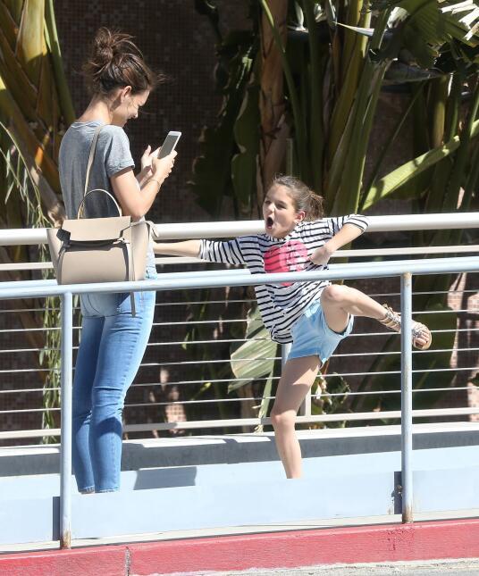 Mira cómo ha crecido la hija de Tom Cruise y Katie Holmes, Suri Cruise X...