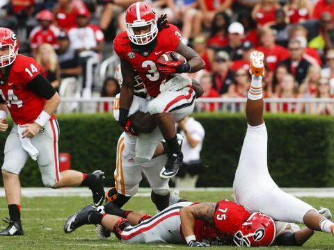 Todd Gurley, RB, St. Louis Rams(AP-NFL).
