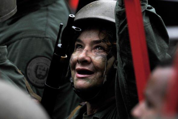 En 2010 se decretó el 13 de abril como 'Día de la milicia nacional boliv...