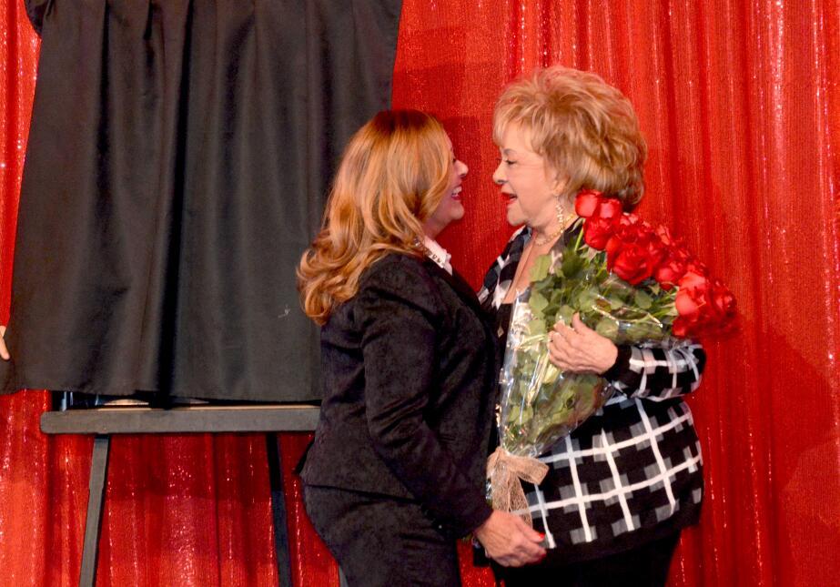 Sylvia Pasquel y Silvia Pinal