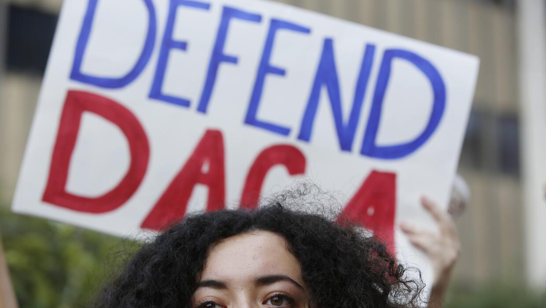 La cancelación de DACA siembra dudas sobre el futuro inmediato de unos 8...