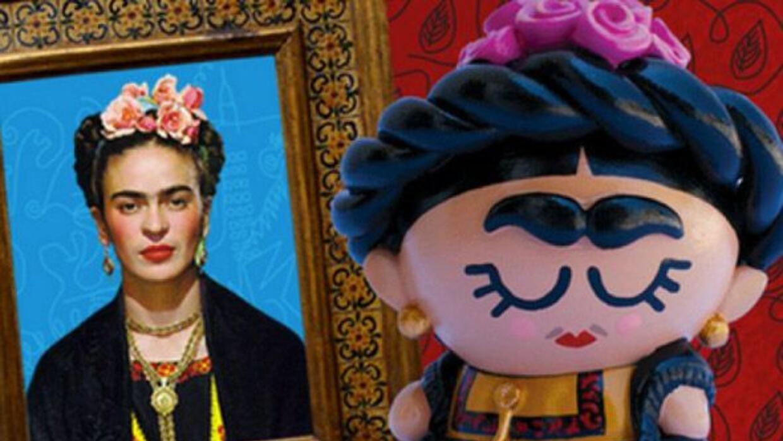 Estas muñecas de Frida son creadas con impresoras 3D. (Foto: Favoritoys)