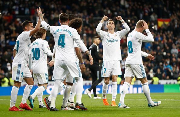 En fotos: Fiesta y exhibición del Real Madrid pensando en el PSG 9166745...