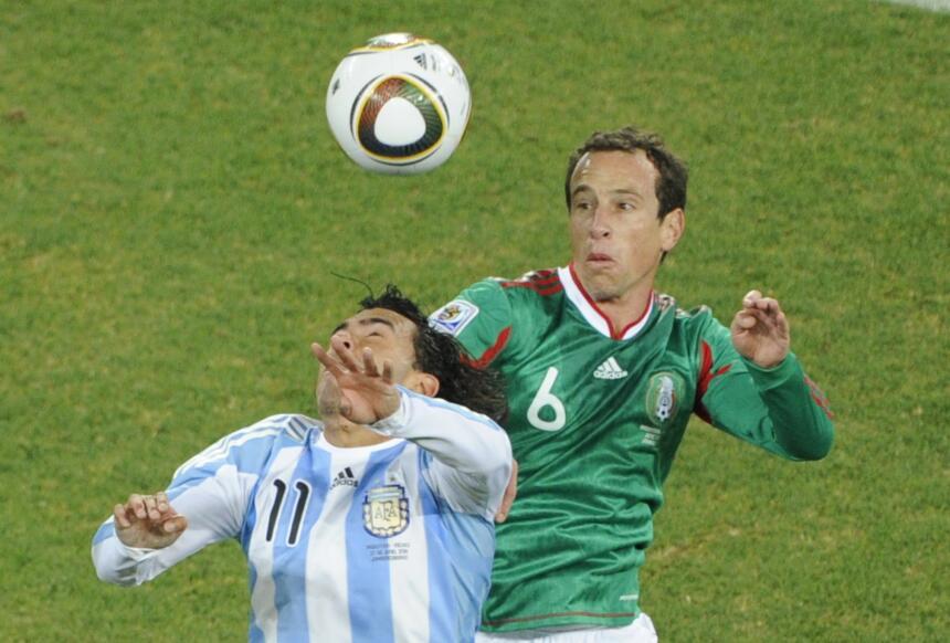 México a romper el dominio albiceleste
