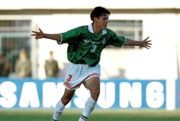 Mexicanos y bolivianos se han enfrentado en 10 ocasiones en su historia...