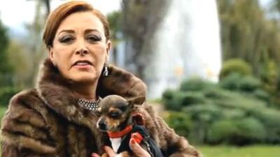 Sylvia Pasquel aprovechara las vacaciones para visitar a su mamá en Acap...