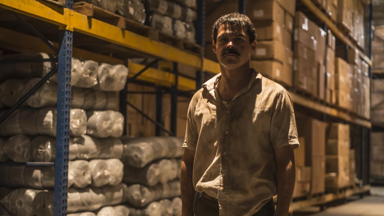 Marco de la O te sorprenderá con su interpretación de 'El Chapo'