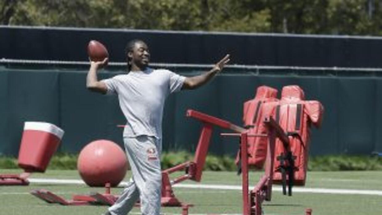Marcus Lattimore está listo (AP-NFL).