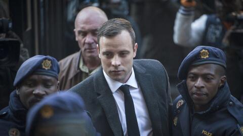 La fiscalía apeló la primera sentencia contra Oscar Pistor...